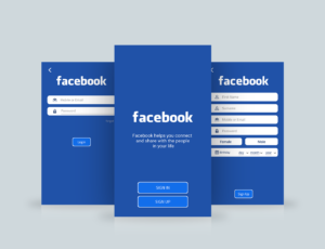 Facebook Sign In and Sign Up for Android